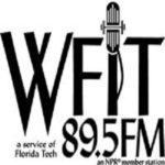 WFIT 89.5 FM radio station logo