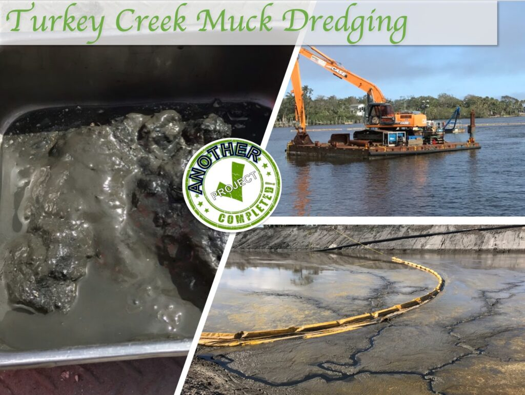 Turkey Creek Muck Dredging