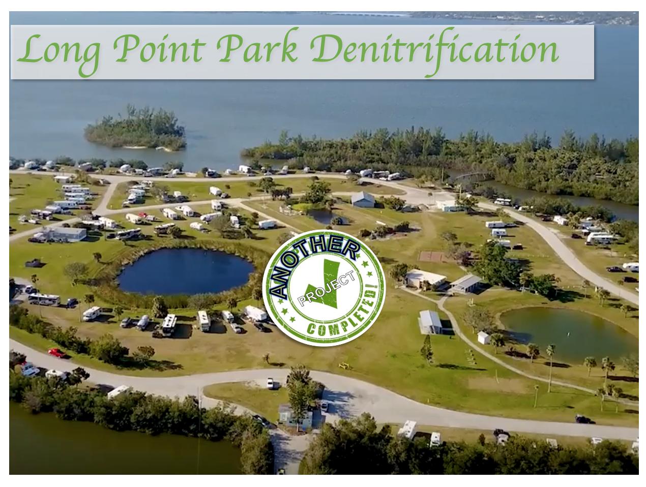 Long Point Park Denitrification 1