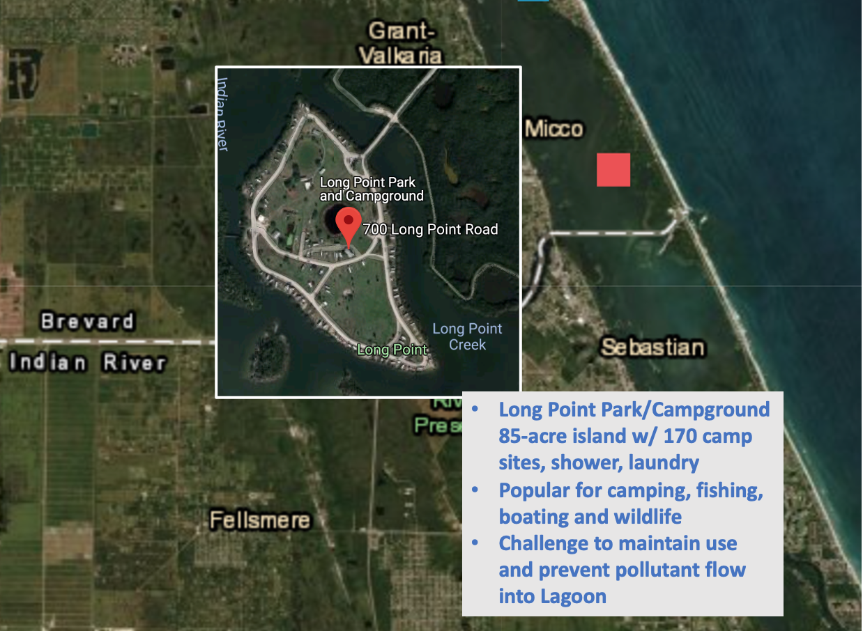 Long Point Park Denitrification
