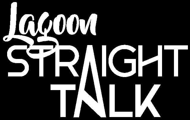 Revers Logo of Lagoon Straight Talk